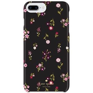 Kate Spade Floral iPhone X Case